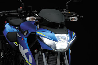Lampu Depan Suzuki GSX-S150
