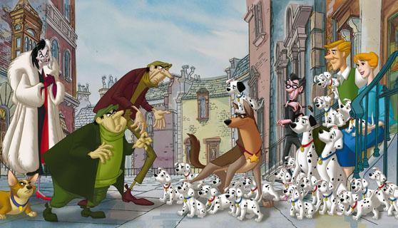 Il Mondo Disney: I Sequel-La Carica Dei101II :Macchia, Un