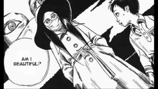 Kuchisake_Onna_Manga_Lenda