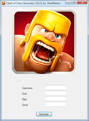 clash of clans gold hack