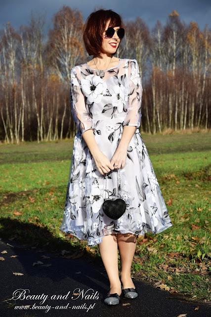 FASHIONMIA | elegancka sukienka.