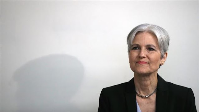 Jill Stein suspends voter recount bid in Pennsylvania