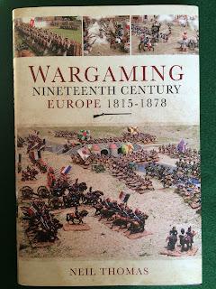Image result for neil thomas wargaming nineteenth century europe