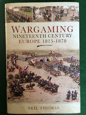 Image result for neil thomas wargaming nineteenth century europe