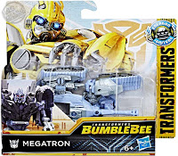 Hasbro Transformers Bumblebee Movie Power Series Megatron 001