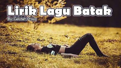 Lirik Lagu Basa Ni Dainang |Sap Na Bernit Pardoppahan..