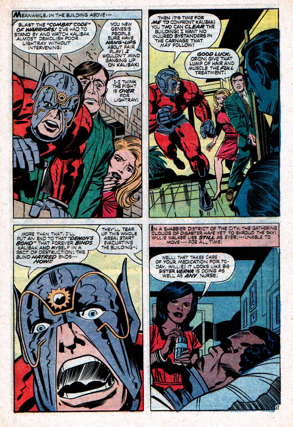 The New Gods (1971) issue 11 - Page 15