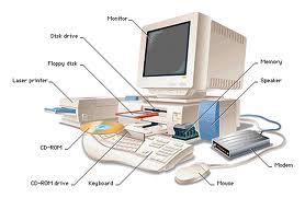 دروس في مادة الحاسب الالي مكونات الحاسب الالى