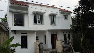 Rp.900 Jt Dijual Rumah Siap Huni 2 Lantai Di Griya Alam Sentul (code:171)