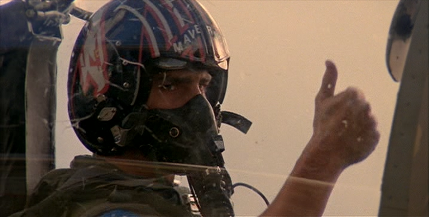 Cob's Blog: I feel the need, the need to talk about Top Gun.
