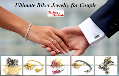 Biker Jewelry for Couple