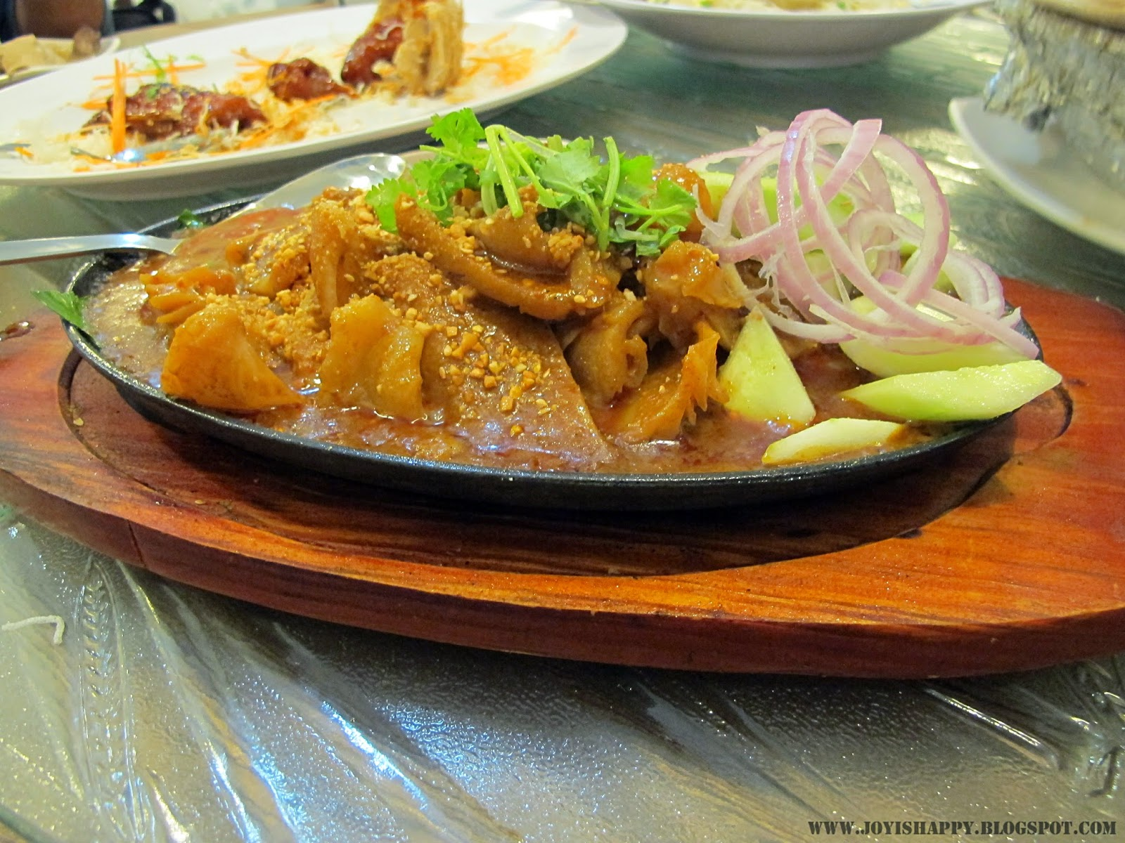 gu ma jia satay cuttle fish