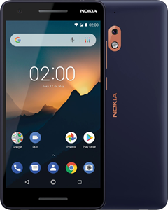 Nokia 2.1 vs LG K9 32GB: Comparativa