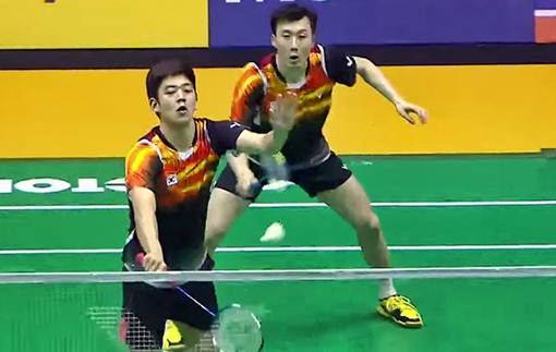 Jadwal Perempat Bonny China Masters 2016