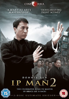 IP Man 2 (2010) ยิปมัน 2 เจ้ากังฟูสู้ยิปตา