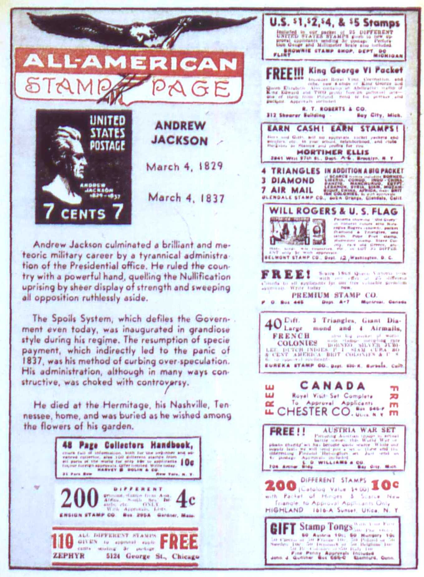 Read online All-American Comics (1939) comic -  Issue #17 - 45