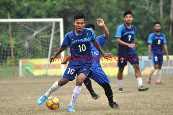 Adhyaksa FC di Kalahkan Komic FC Melalui Drama Adu Pinalti