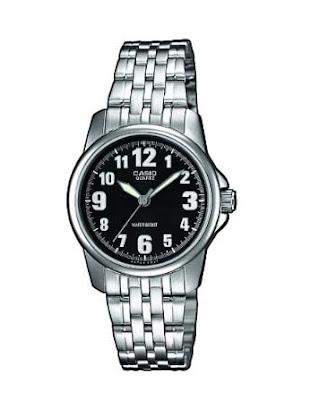 Reloj Casio mujer con pulsera de acero