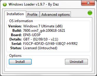 merupakan operating system populer yang mempunyai tampilan baik dan efisien Cara Praktis Aktivasi Windows 7 (Genuine)