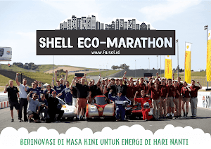 Shell-Eco marathon : Berinovasi di Masa Kini untuk Energi di Hari Nanti