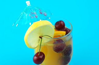 independence day punch recipe