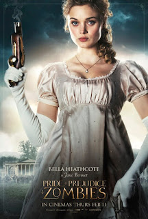 bella heathcote,傲慢與偏見與殭屍,Pride and Prejudice and Zombies