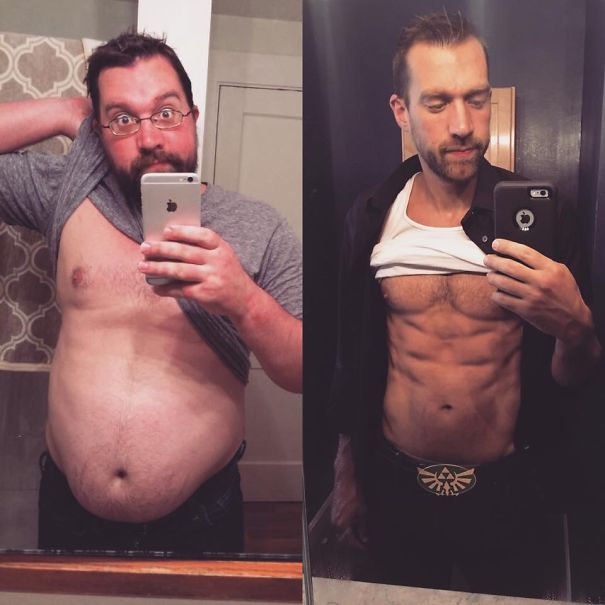 10+ Before-And-After Pics Show What Happens When You Stop Drinking - 10 Months Sober