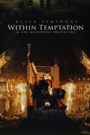 Poster Within Temptation: Black Symphony 2008