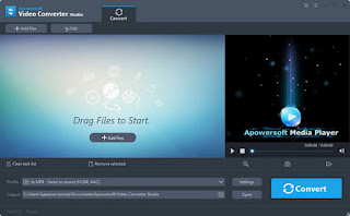 Apowersoft Video Converter Studio 4.5.3 (Build 11/24/2016) Multilingual Full Crack