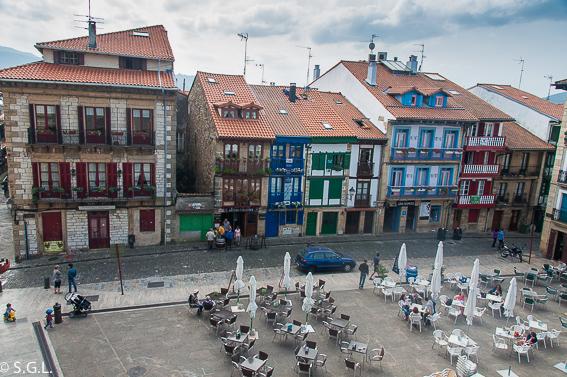 Hondarribia en Pais Vasco. 17 lugares para descubrir España