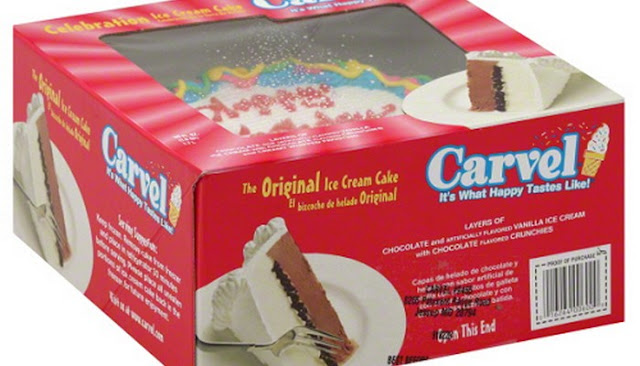 carvel ice cream cake at walmart