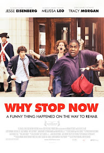 Why Stop Now? Poster