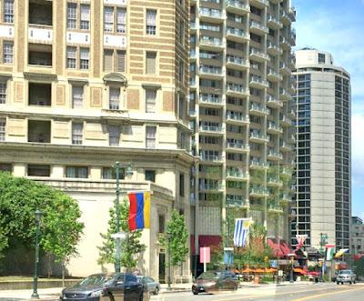 Downtown Philadelphia Pennsylvania