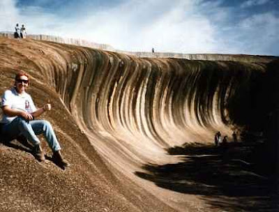 Wave Rock, Ombak Batu