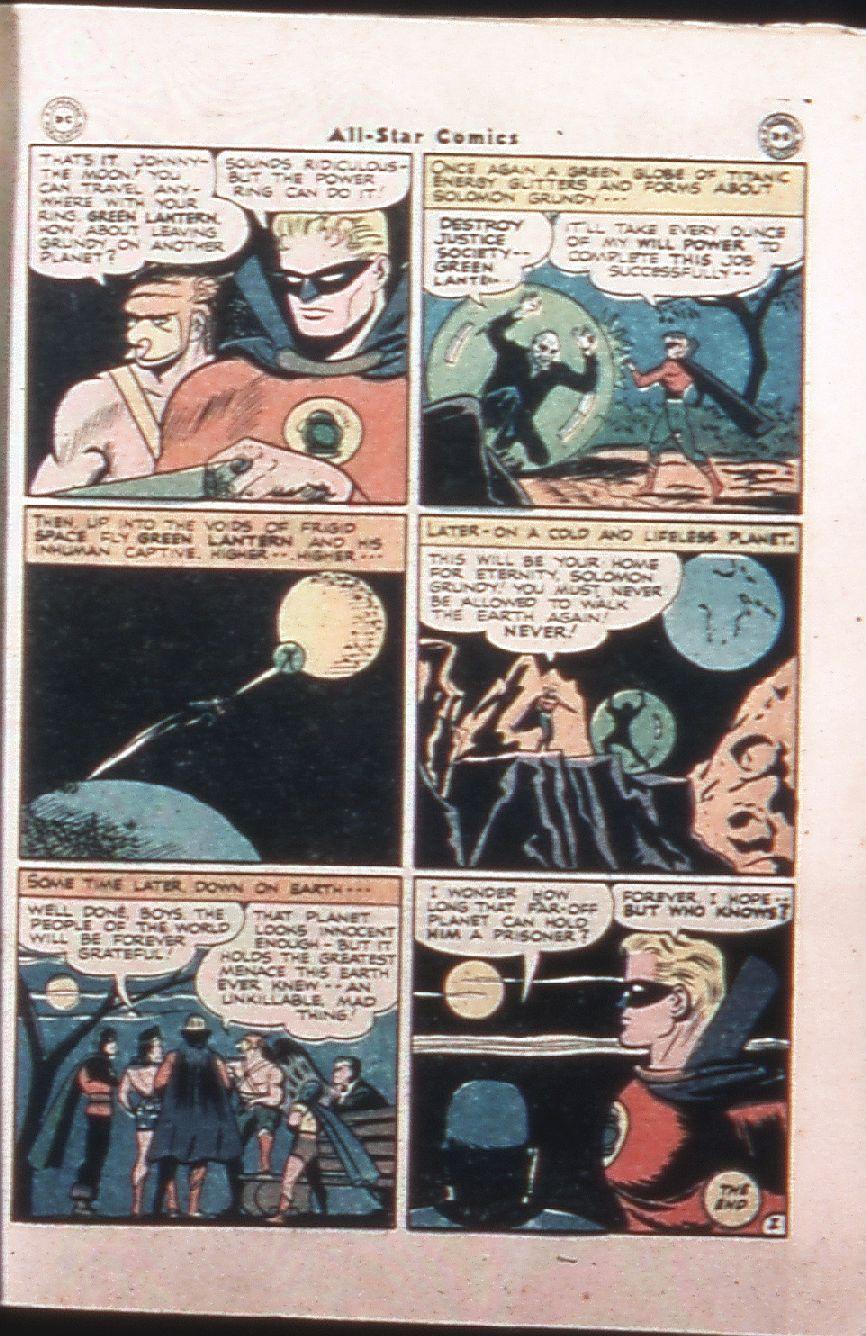 Read online All-Star Comics comic -  Issue #33 - 41