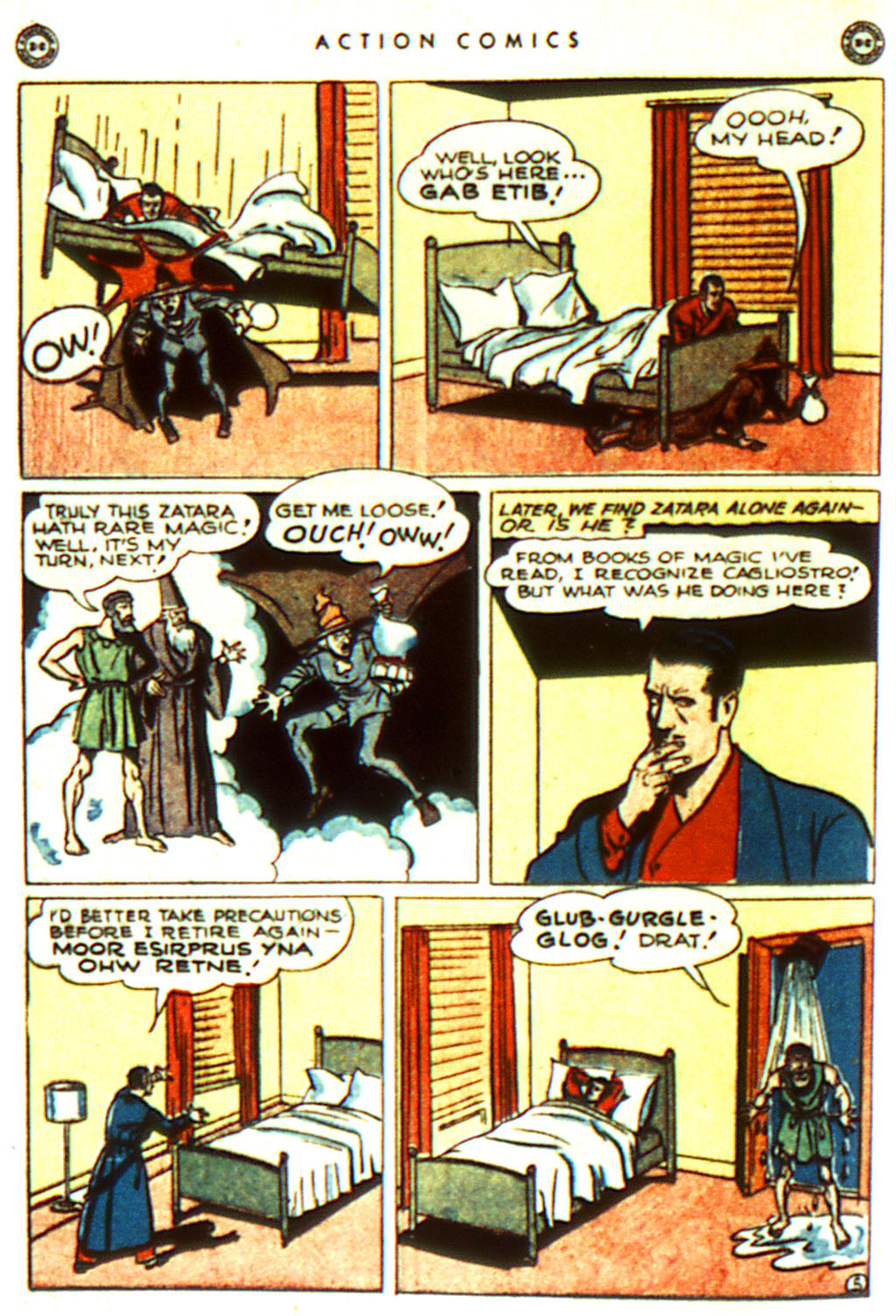 Read online Action Comics (1938) comic -  Issue #100 - 48