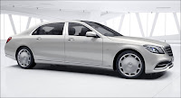 Mercedes Maybach S650 2018