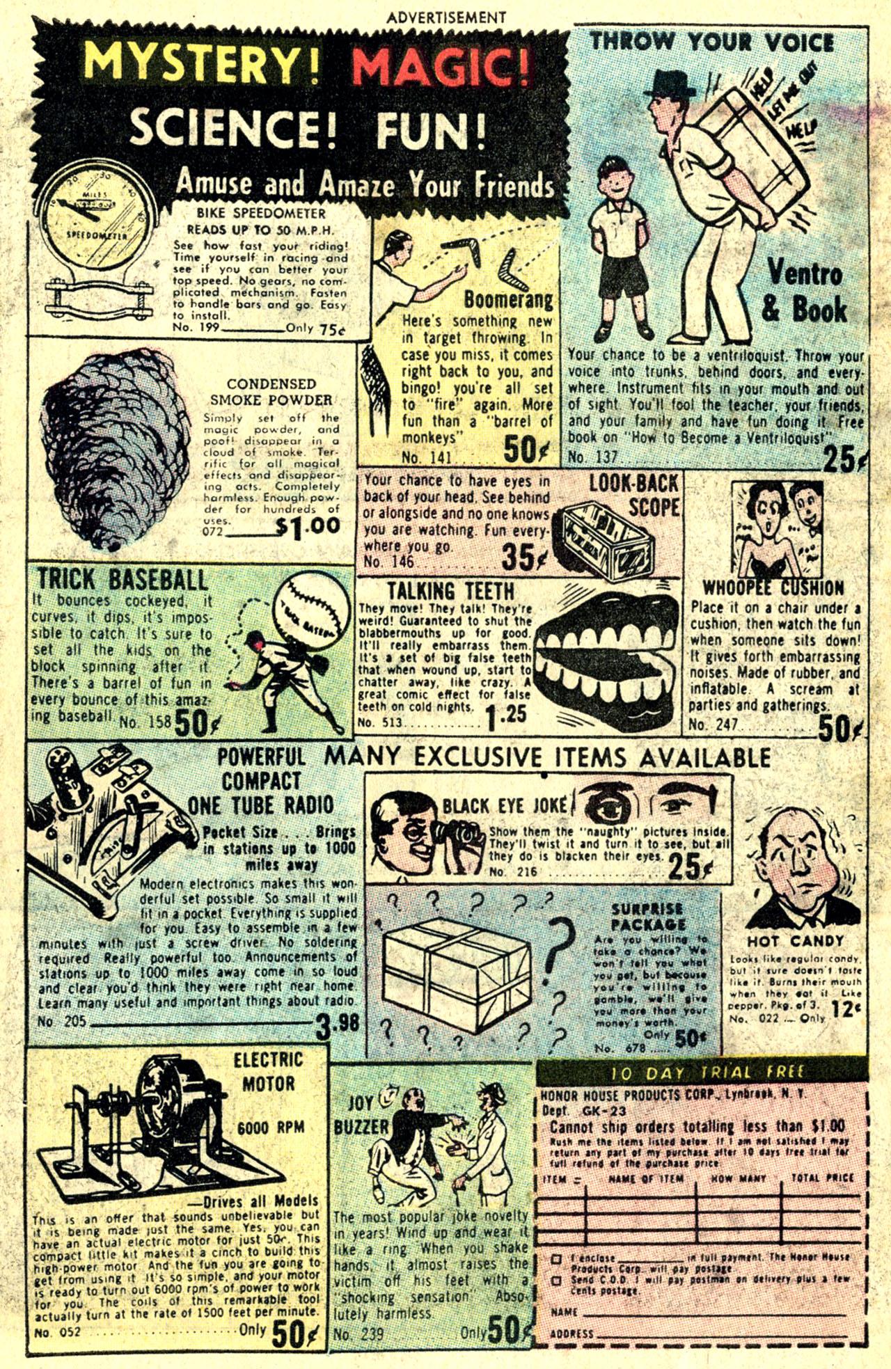 Read online Detective Comics (1937) comic -  Issue #244 - 34