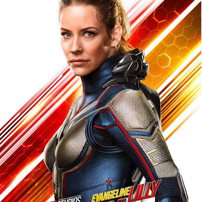 Evangeline Lilly Ant Man and the Wasp poster Images