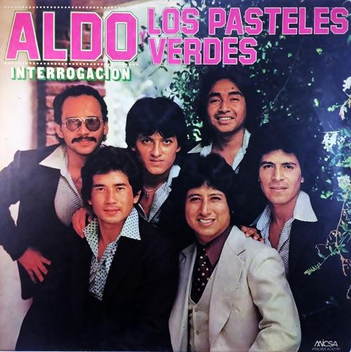 Lyrics de Los Pasteles Verdes