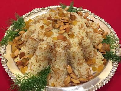 طريقة عمل أنواع عمل الأرز التركي بالصور