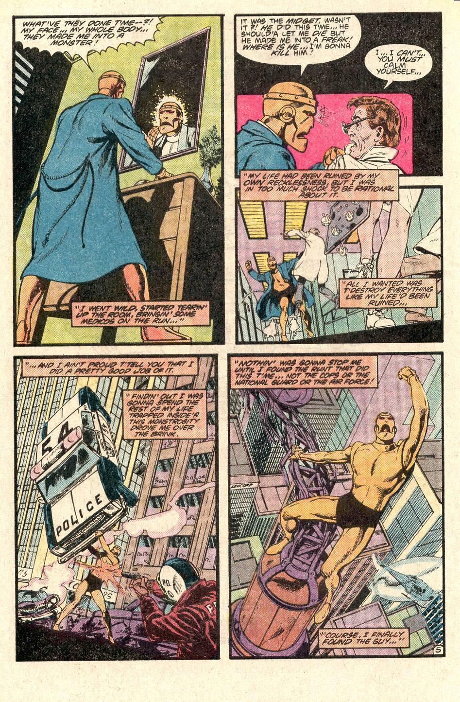 Read online Secret Origins (1986) comic -  Issue # _Annual 1 - 6