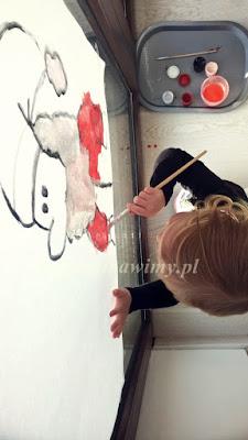 zabawy z dzieckiem trzyletnim