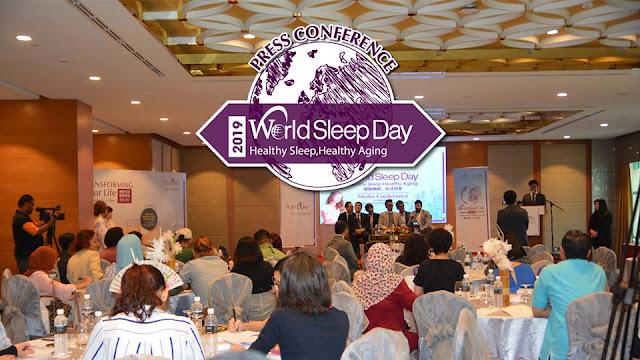 Hari Tidur Sedunia 2019 : Selimut Platinum AmPower Dari AmLife