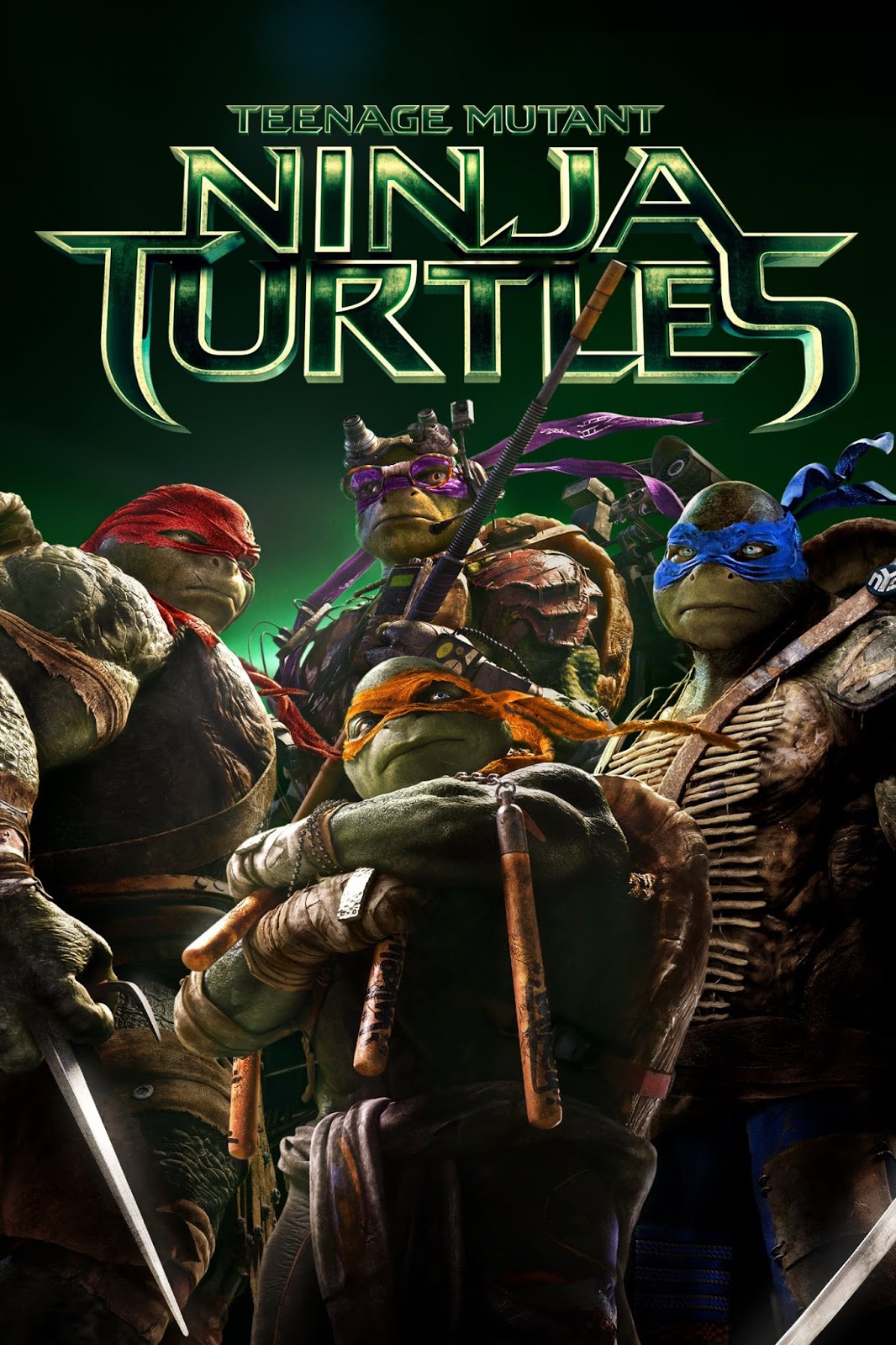 TEENAGE MUTANT NINJA TURTLES (2014) TAMIL DUBBED HD