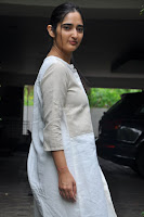 Radhika Cute Young New Actress in White Long Transparent Kurta ~  Exclusive Celebrities Galleries 003.JPG