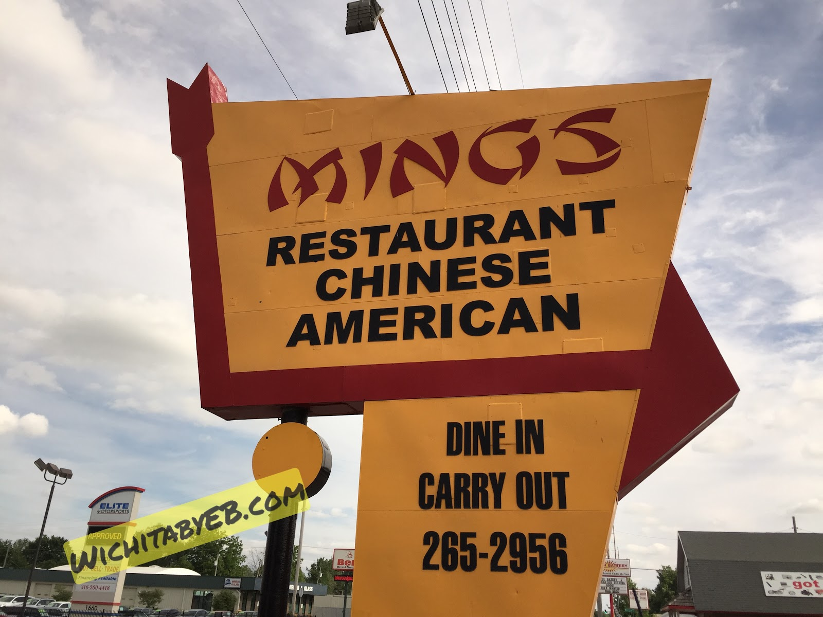 Ming S Chinese Restaurant Review Go Here Now Wichita By E B