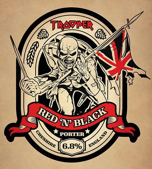Trooper Red N' Black