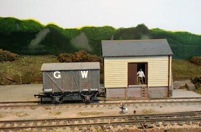 Art of Compromise model railway layout