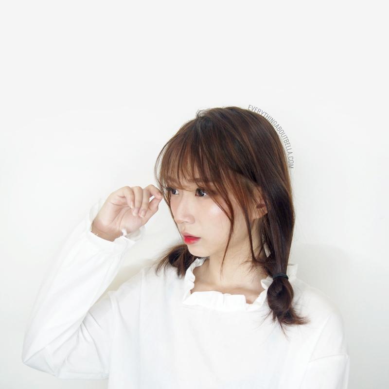 Korean Ulzzang Puppy Eyes Makeup - Beauty Blogger Indonesia